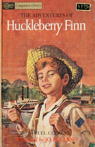 an analysis of the symbolism in the adventures of huckleberry finn a novel by mark twain